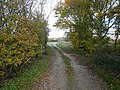 Tibshelf - Looking towards Tom Hulatt's Milepost - geograph.org.uk - 603559.jpg