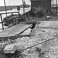 Tiendweegsemolen van de polder Giessen Oudebenedenkerk, ingestort achterwaterloopdek - Boven-Hardinxveld - 20038875 - RCE.jpg