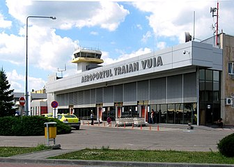 "internationale Flughafen Timișoara ""Traian Vuia"""