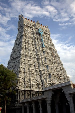 Thoothukudi district - Murugan Temple, Thiruchendur, Thoothukudi