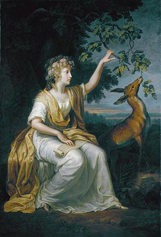 Johann Heinrich Wilhelm Tischbein - Image: Tischbein Lady Charlotte Campbell