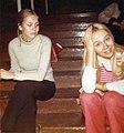 Titti Sjöblom & Agnetha Fältskog, Jesus Christ Superstar 1972.jpg