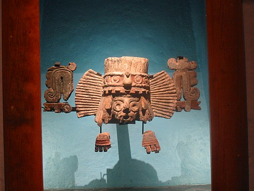 Tlaloc Brazier best Mexico City museums