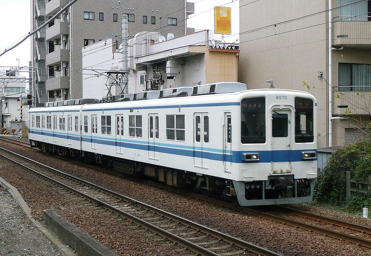 Tobu Kameido Line Wikipedia