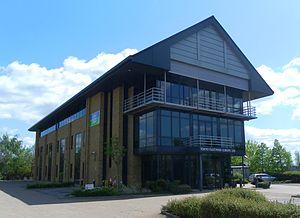 Tokyo Electron - TEL Europe Ltd headquarters in Crawley, England