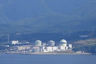 Tomari Nuclear Power Plant - The Tomari Nuclear Power Plant