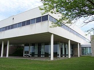 Tompkins Cortland Community College - Main academic building