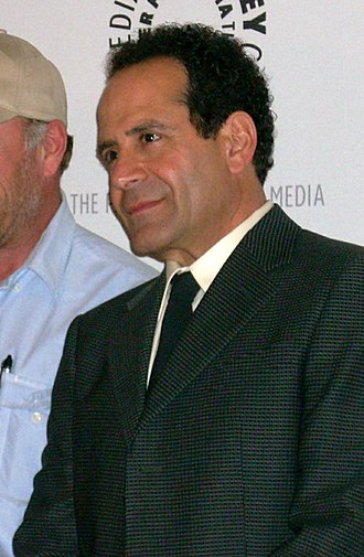 55th Primetime Emmy Awards - Tony Shalhoub, Outstanding Lead Actor in a Comedy Series winner