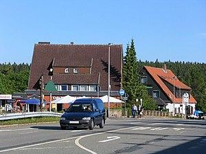 Torfhaus - Blick nach Süden im Sommer