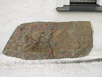 Hällestad Runestones - DR 297.
