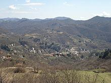Panorama del territorio torrigliese