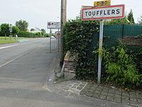 Toufflers - Panneau d'entrée - 1.JPG