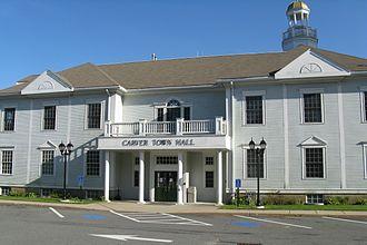 Carver, Massachusetts - Town Hall
