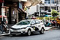 Toyota Corolla Eleventh-Generation China Style Police Car Front.jpg