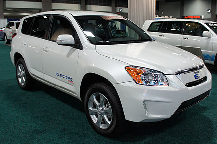 Toyota RAV4 EV second generation - Tesla Motors