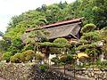 Traditional house, Hinohara, Tokyo, Japan.JPG