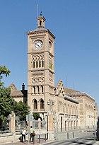 Train station of Toledo, Spain 01