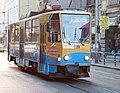Tramway in Sofia in Alabin Street 2012 PD 046.jpg