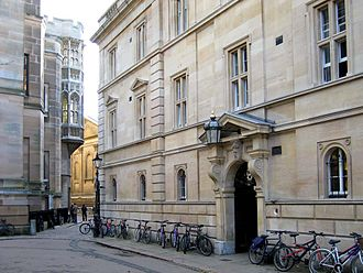 Trinity Hall, Cambridge - Image: Trinity Hall Cambridge
