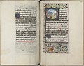 Trivulzio book of hours - KW SMC 1 - folios 130v (left) and 131r (right).jpg