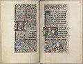 Trivulzio book of hours - KW SMC 1 - folios 132v (left) and 133r (right).jpg