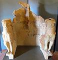 Trono delle pantere, usato per riti orgiastici, da casa delle pitture di volsinii, distrutto nel 186 a.c. 02.JPG