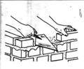 Troweling bricks (line art) (PSF T-970003 (cropped)).png