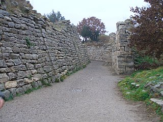 archaeological layer of Troy that chronologically spans from c. 1300 to c. 950 BC