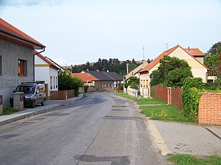 Trubín Municipality and village in Central Bohemian Region, Czech Republic