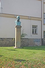 Alois Jirásek memorial (Trutnov)