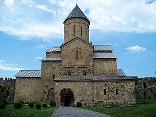 Tsilkani cathedral
