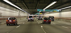 Interstate 93 Tunnel
