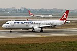 Turkish Airlines, TC-JSN, Airbus A321-231 (20345477172) (2).jpg