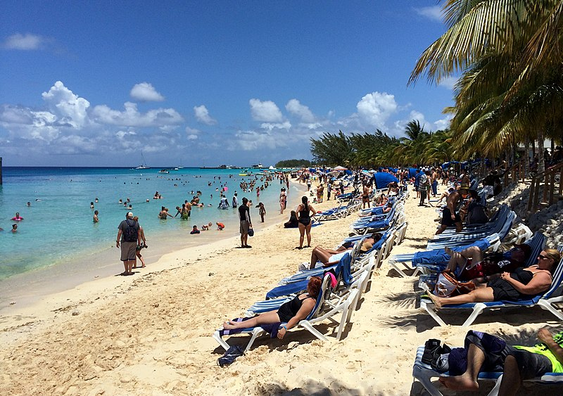 File:Turks and Caicos Islands - Grand Turk - Beach (14788700443).jpg