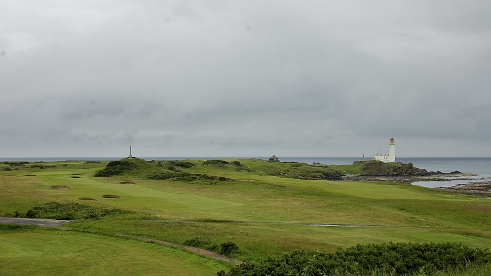 Turnberry (Ailsa course) Holes 10 and 12