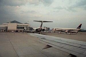 Columbia Metropolitan Airport - Columbia Metropolitan Airport (CAE), 1998