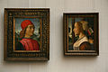 Two Portraits by Ghirlandaio in Berlin Gemäldegalerie.JPG