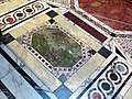 Two Temple Place, Astor House - marble floor tiles 01.jpg