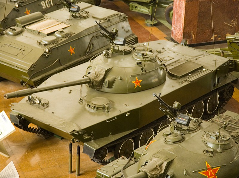 Type 63 tank - above.jpg