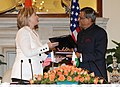U.S., India Sign Bilateral Science and Technology Endowment Agreement (3742845776).jpg