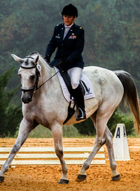 U.S. Air Force Equestrian Uniform