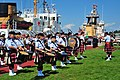 U.S. Coast Guard Pipe Band in Grand Haven, Michigan.jpg