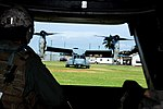 UNMEER delegation visits US Ebola response operations in Liberia 141024-A-ZZ999-001.jpg