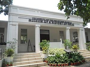 University of the Philippines Manila Museum of a History of Ideas - UP Manila Museum of a History of Ideas