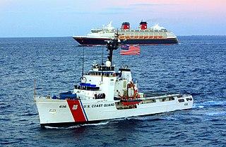 USCGC <i>Diligence</i> (WMEC-616) Reliance-class cutter of the U.S. Coast Guard