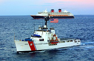 USCGC Diligence (WMEC-616) - Image: USCGC Diligence WMEC 616