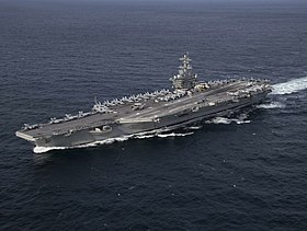 Image illustrative de l'article USS Abraham Lincoln (CVN-72)