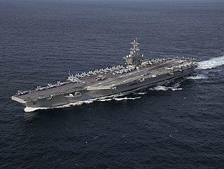 USS <i>Abraham Lincoln</i> (CVN-72) US Navy Nimitz-class aircraft carrier