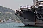 USS George Washington arrives in Busan 140711-N-JN652-121.jpg
