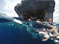 USS Iwo Jima swim call 150418-N-JN023-035.jpg